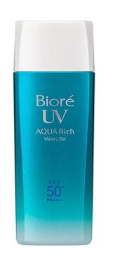 Biore Uv Aqua Rich Smooth Watery Gel SPF 50