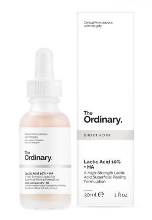 The Ordinary -Lactic Acid 10% + Ha 2%
