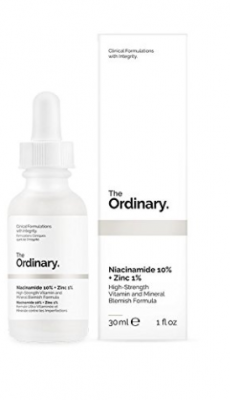The Ordinary -Niacinamide &Zinc