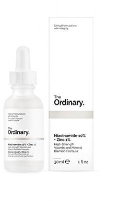 The Ordinary -Niacinamide 10% + Zinc 1%