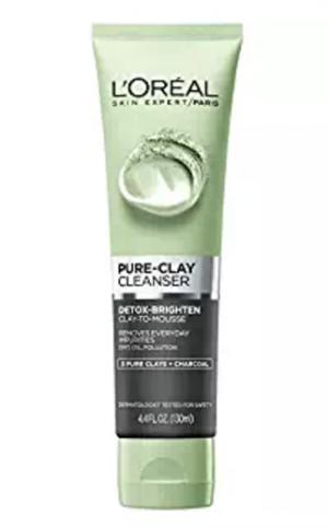 L'Oréal Paris Skincare Pure-Clay Facial Cleanser
