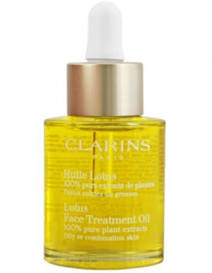 Clarins Lotus Face oil