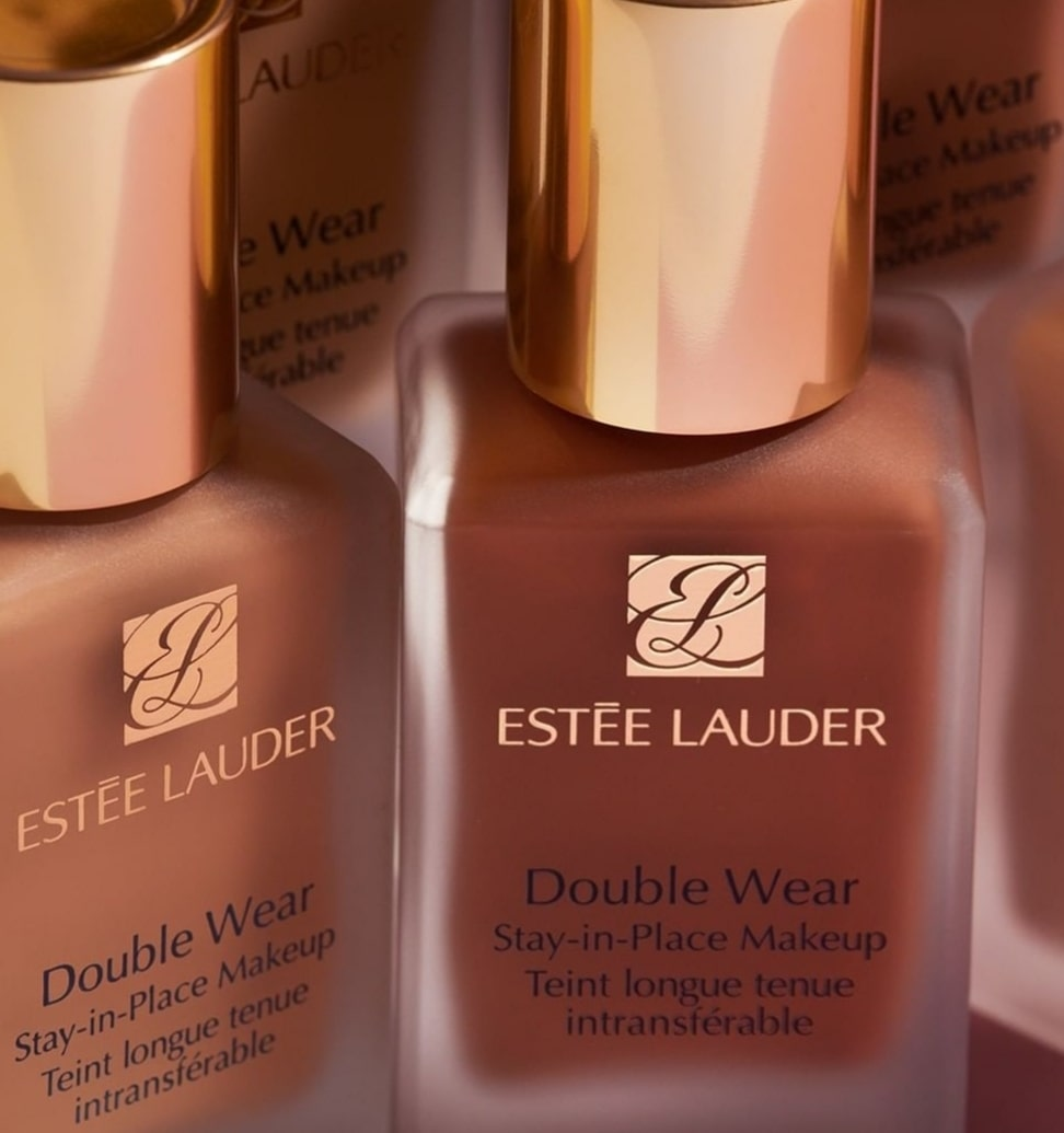 Review Estee Lauder double wear foundation