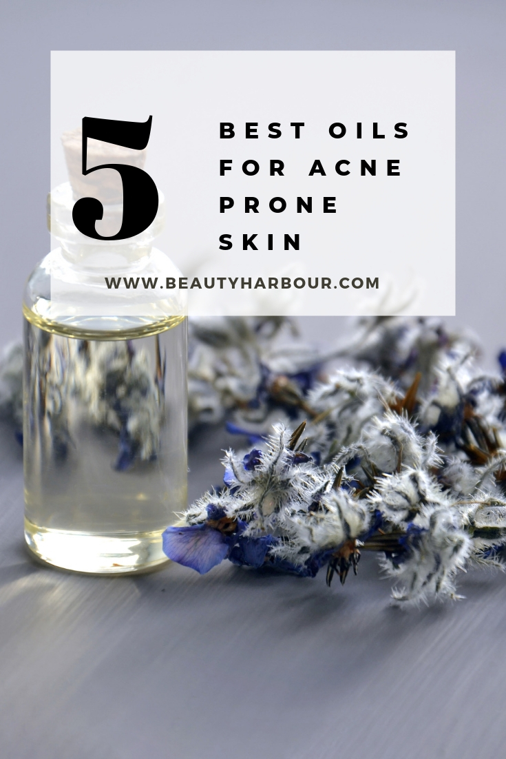 Acne prone skin? here are 5 best oils that reduce breakouts