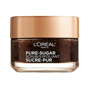 L'Oréal Paris pure sugar face scrub