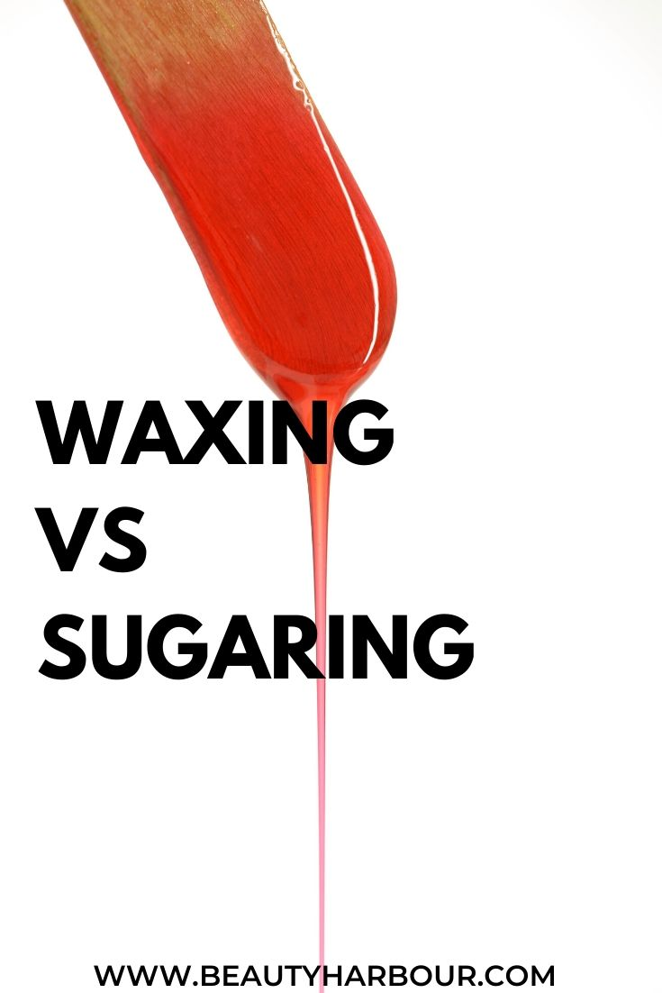Sugaring or waxing is the best hair removal method for you