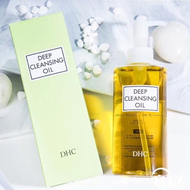 REVIEW: DHC deep cleansing oil